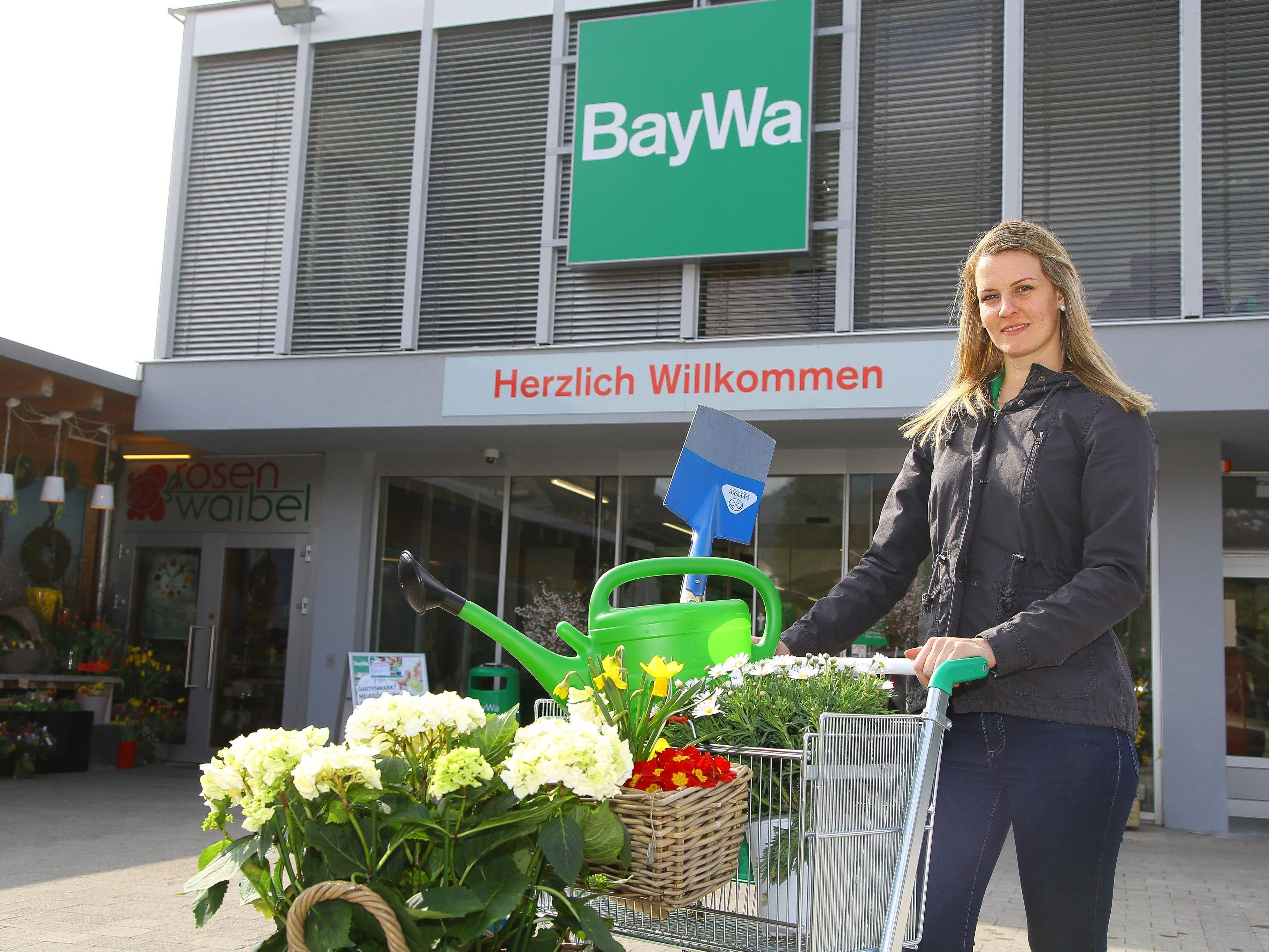 Die BayWa Vorarlberg eröffnet 2018 einen eigenen Online-Shop.