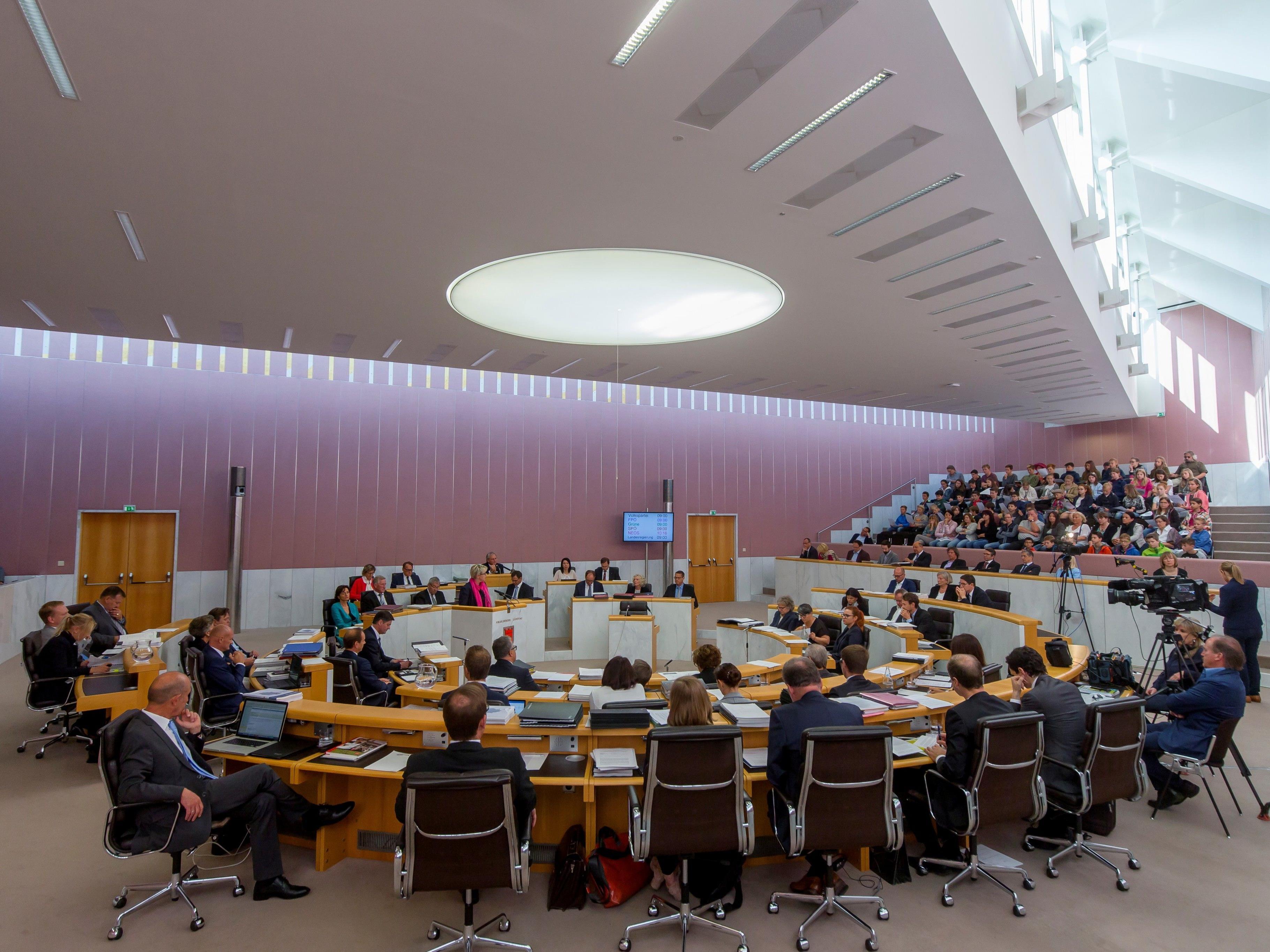 Der kommende Rechtsausschuss des Vorarlberger Landtages befasst sich unter anderem mit dem Gemeindegesetz.