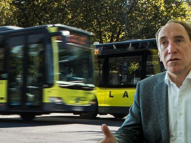Im Gegenzug unter anderem WLAN in allen Linienbussen