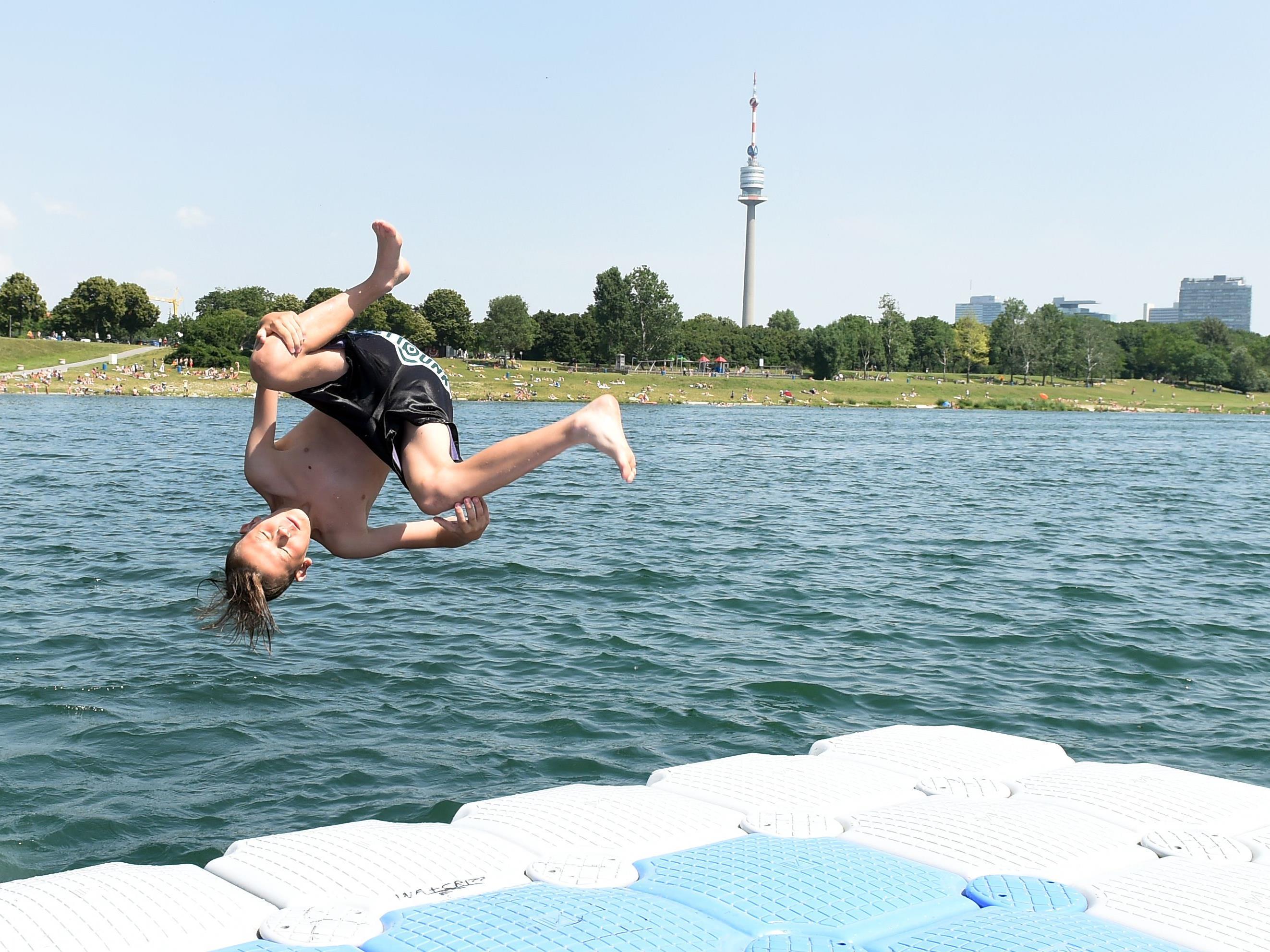 Es wird heiß: Die Wetteraussichten für das Donauinselfest 2017.