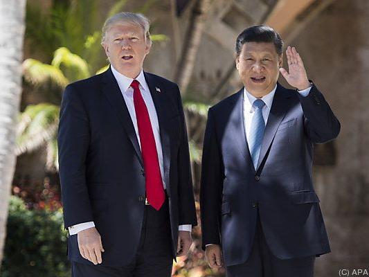 Trump und Xi treffen einander in Deutschland wieder
