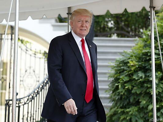 Voraussichtlich wird Trump den neuen Sanktionen zustimmen