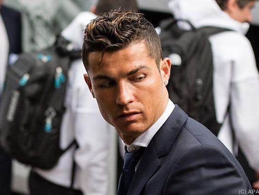 Ronaldo erschien vor Gericht