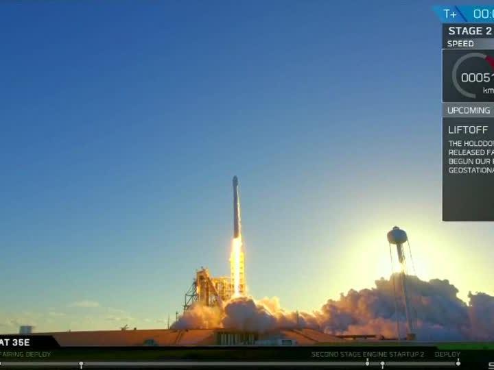 Offenbar legte ein Software-Problem einen ganzen Raketenstart lahm.