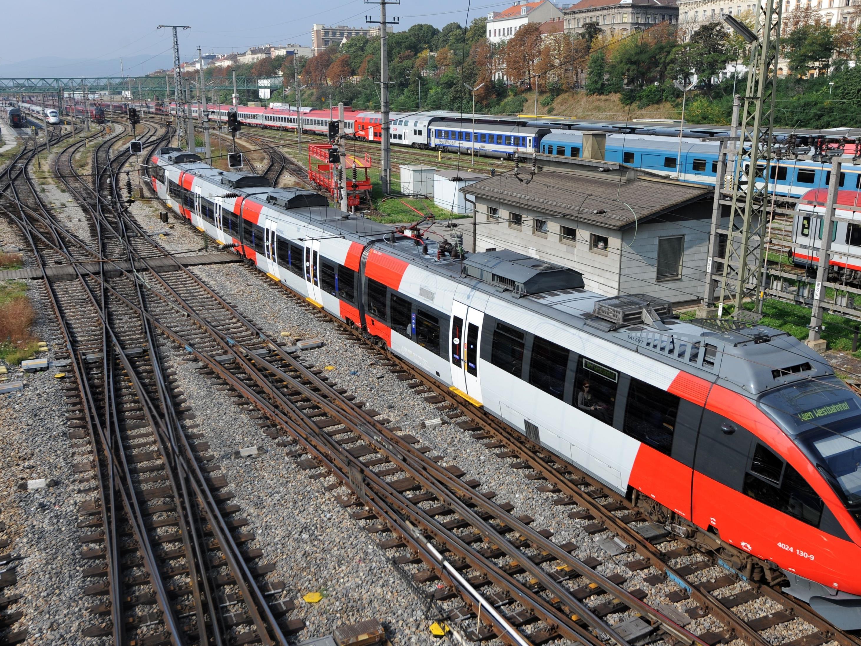 Bombendrohung in Ungarn: Der Zugverkehr nach Wien war eingestellt