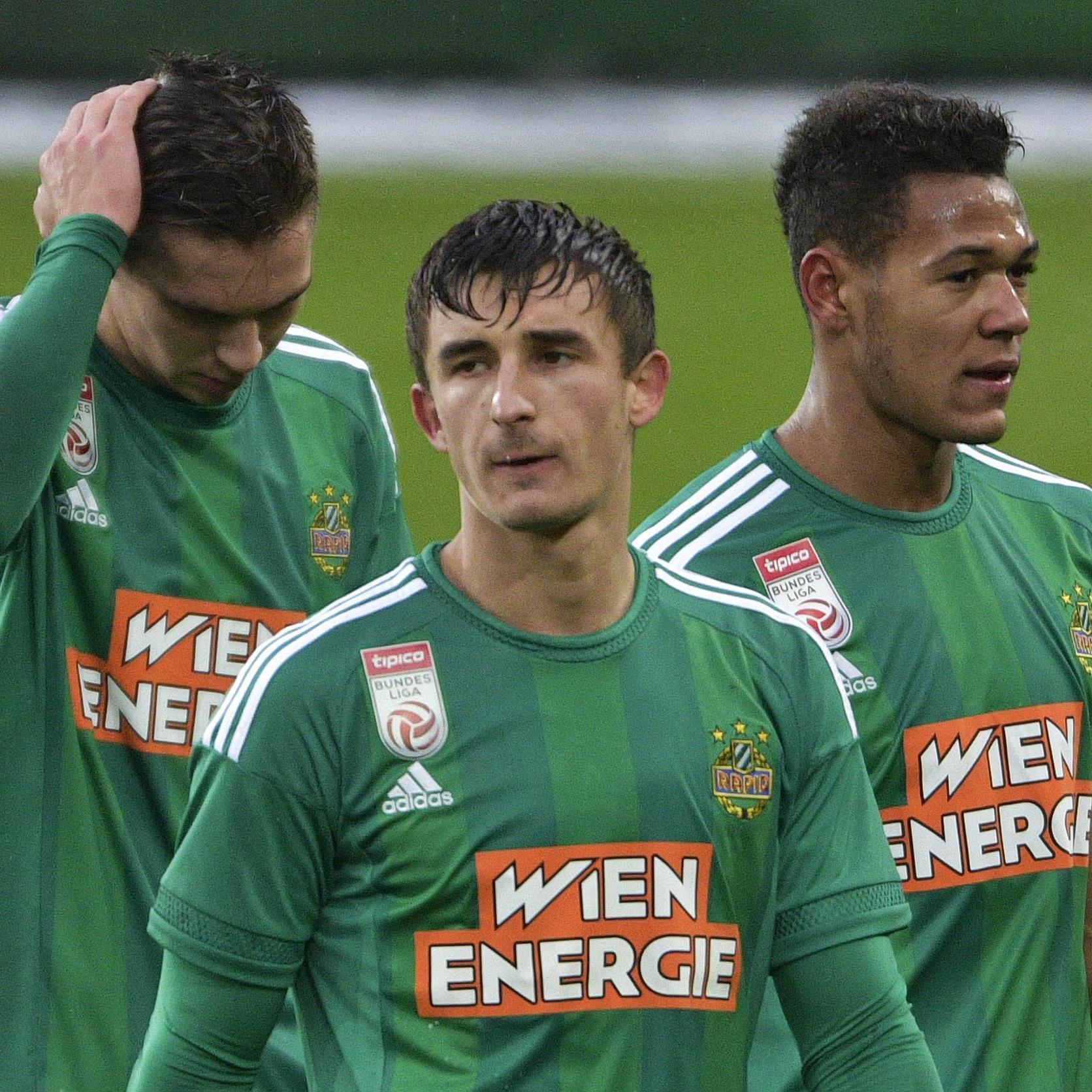 Matej Jelić wechselt von Rapid Wien zu HNK Rijeka.