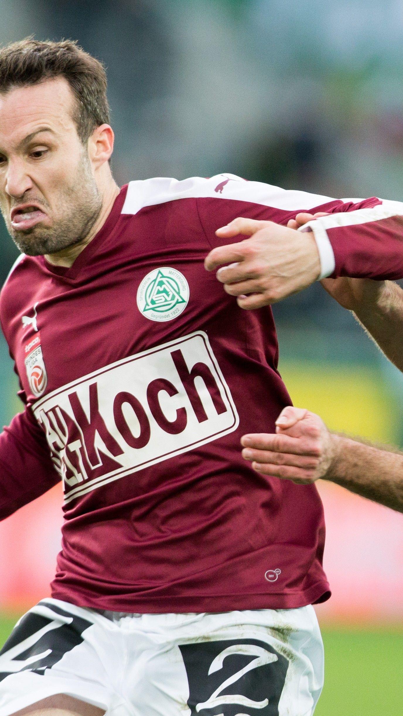 Der Live-Ticker zum Bundesliga-Spiel zwischen Rapid Wien und dem SV Mattersburg.