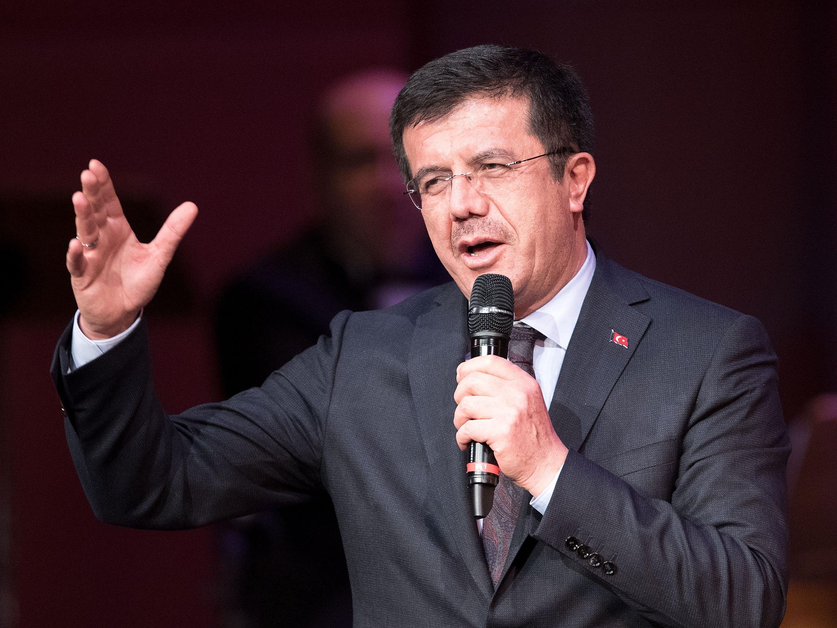 Finden Sie das Auftrittsverbot für den türkischen Minister gerechtfertigt?