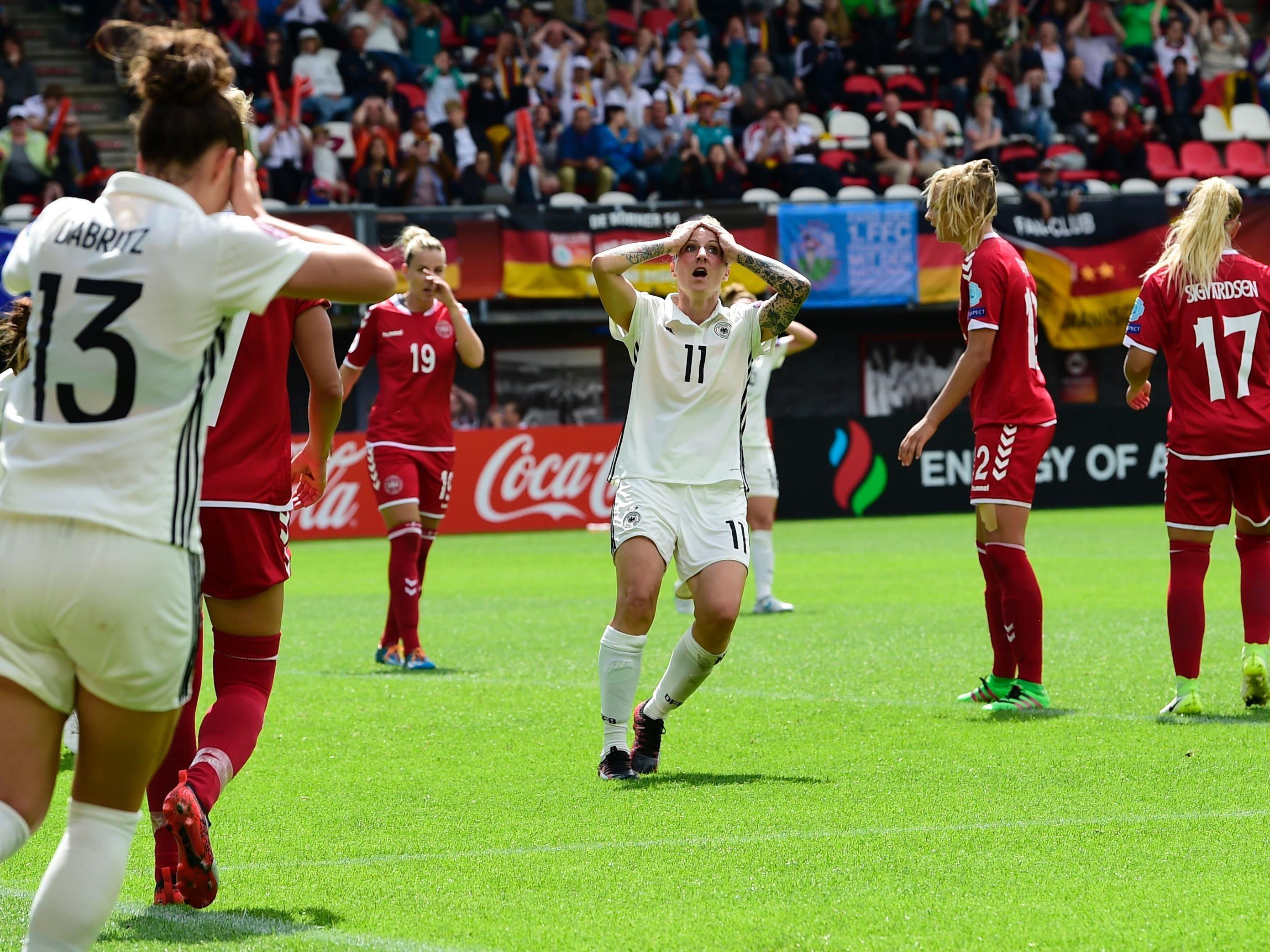 Serien-Europameister Deutschland muss nach dem Viertelfinale bereits die Heimreise antreten.