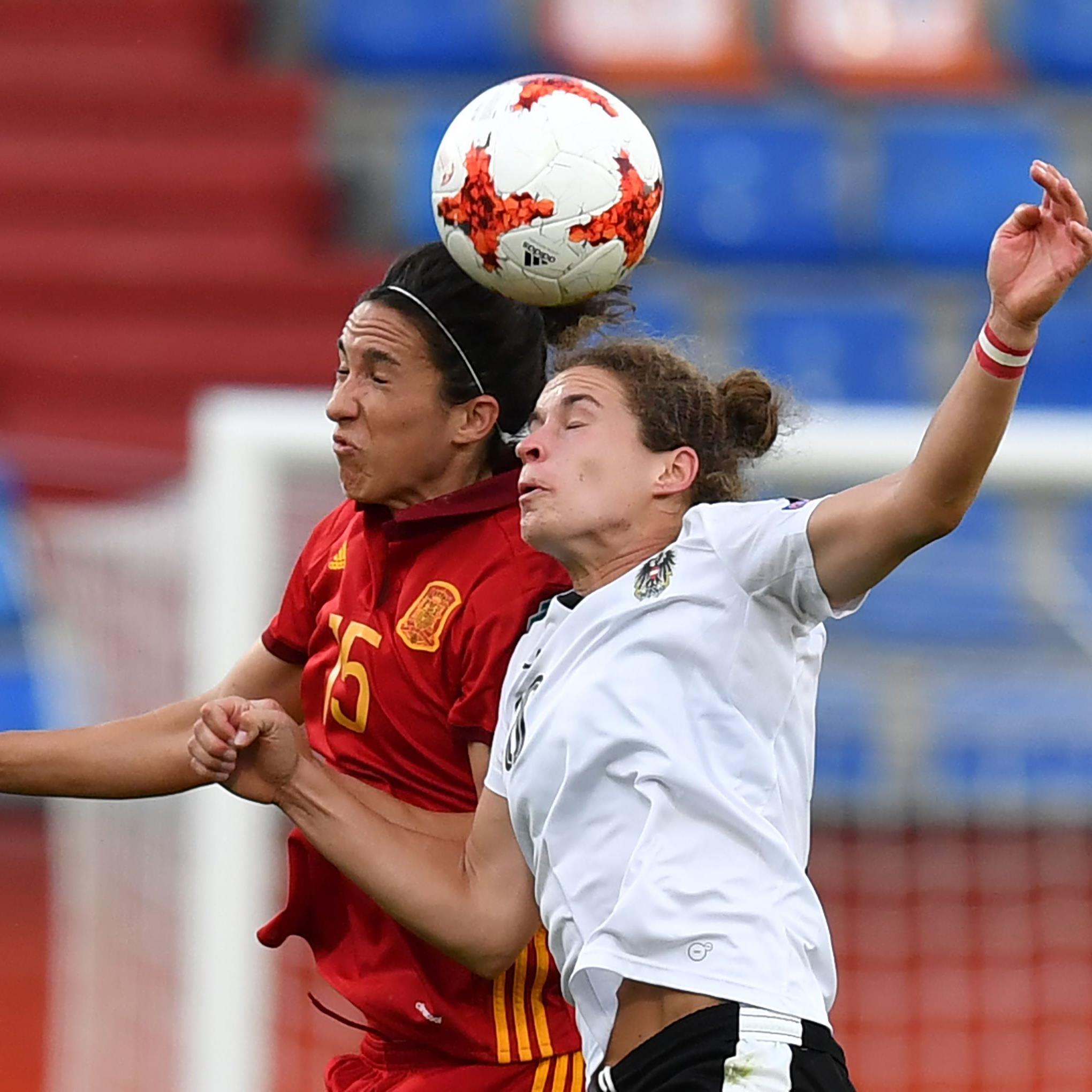 Die ÖFB-Frauen haben mit einem 5:3 im Elfmeterschießen gegen Spanien das Halbfinale der EM erreicht.