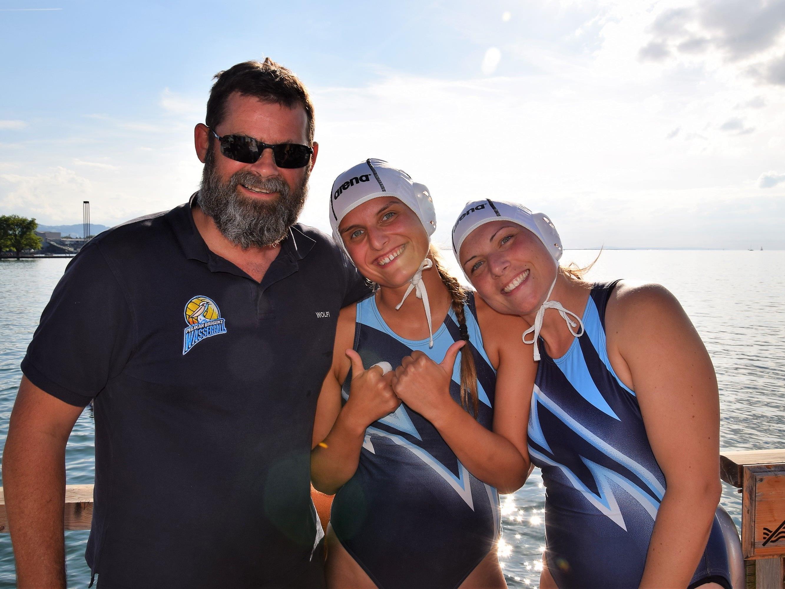 Pelikan Bregenz organisierte wieder einen Bodensee-Cup in der einmaligen Atmosphäre der Mili