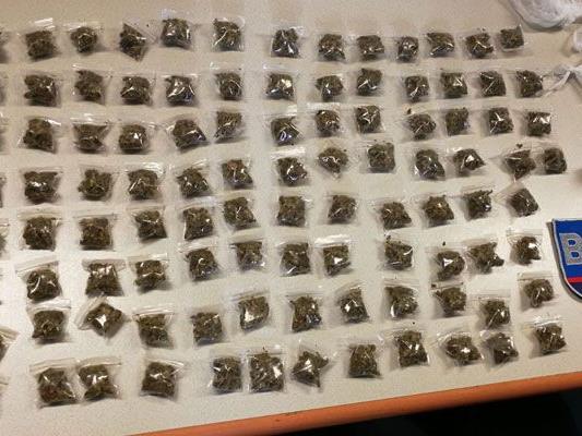 Ein mutmaßlicher Drogendealer wurde in Ottakring angezeigt