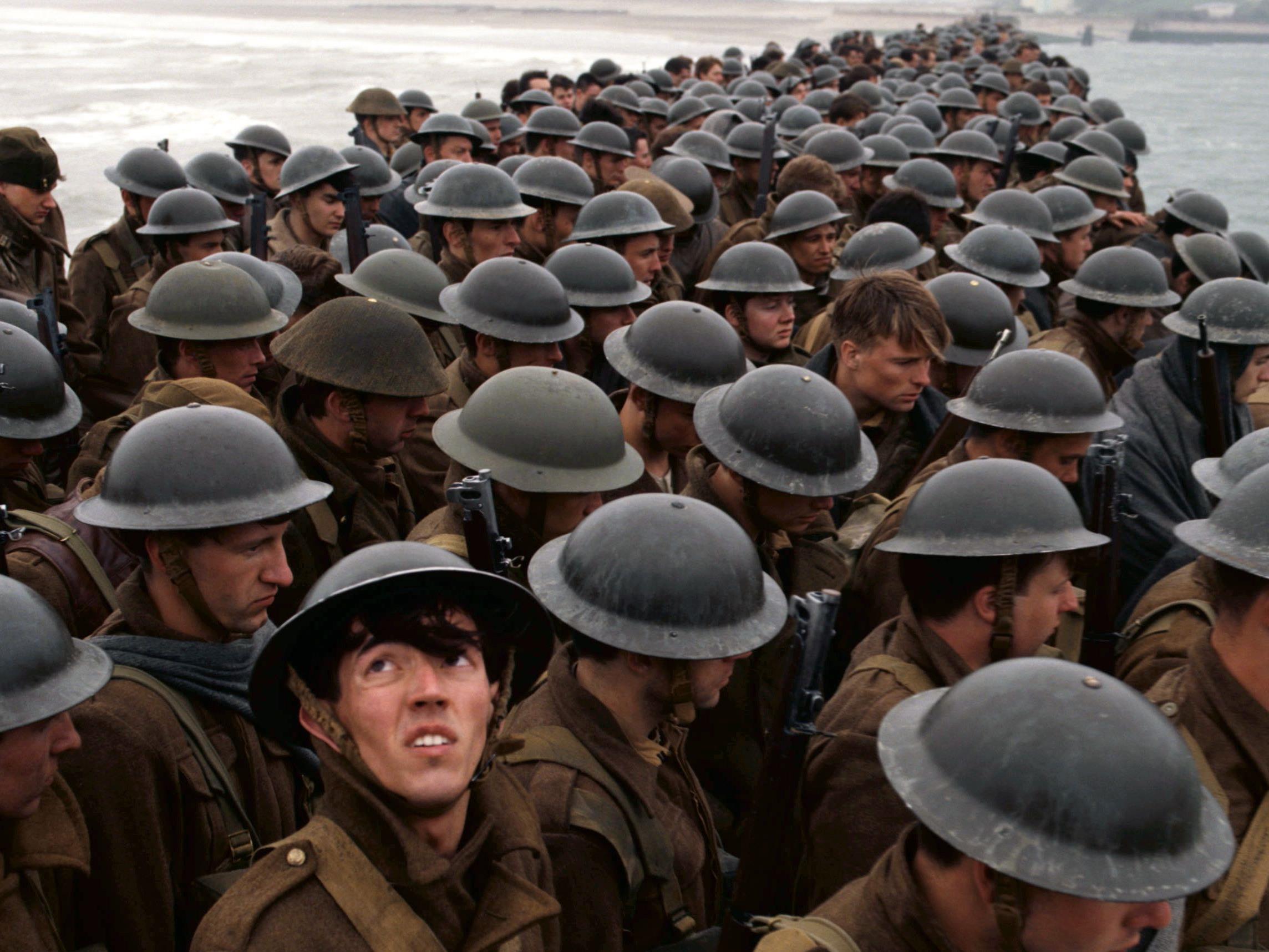 """""""Dunkirk"""" startet diese Woche in den heimischen Kinos."""