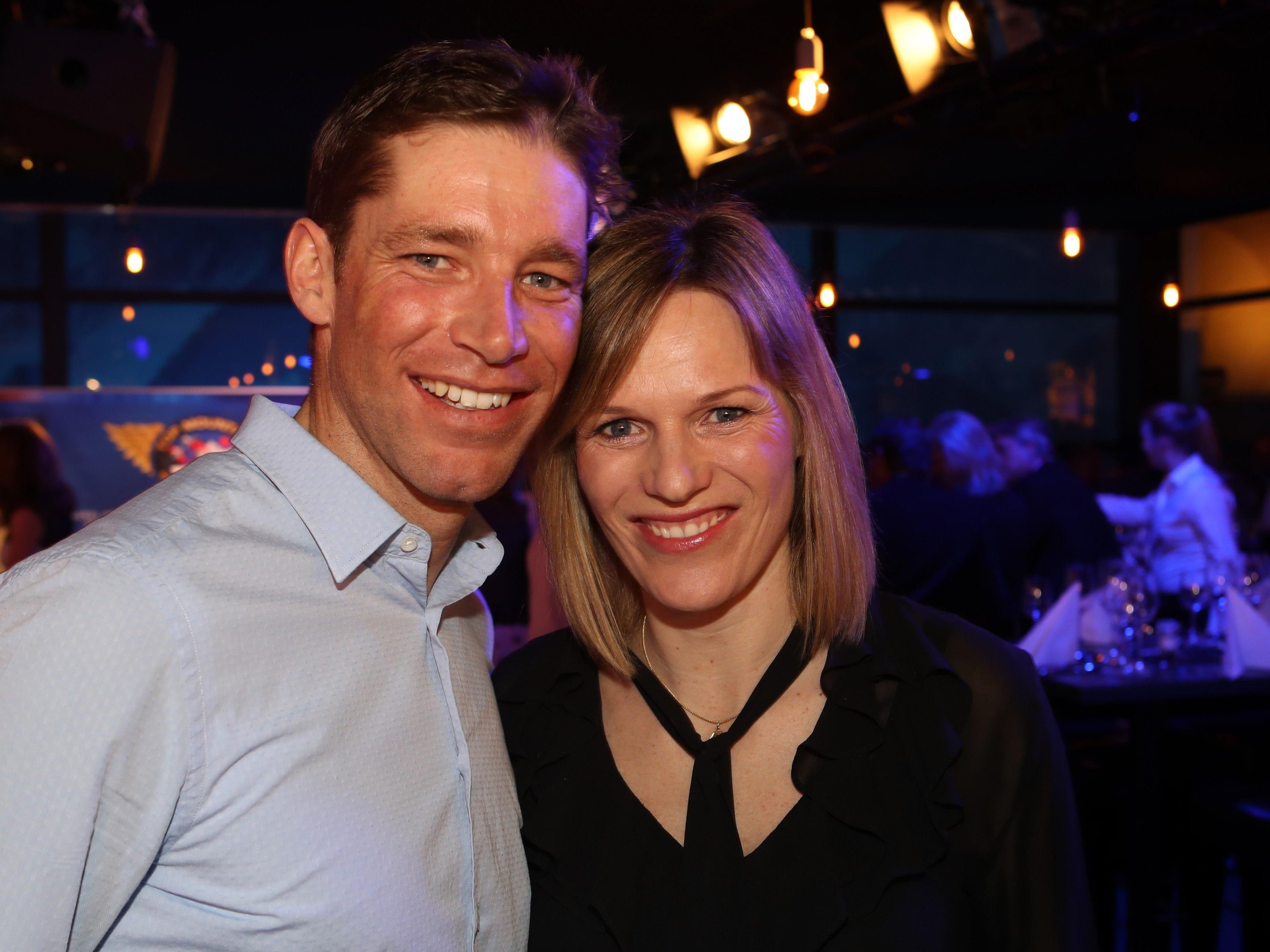 Benjamin und Marlies Raich wurden erneut Eltern.