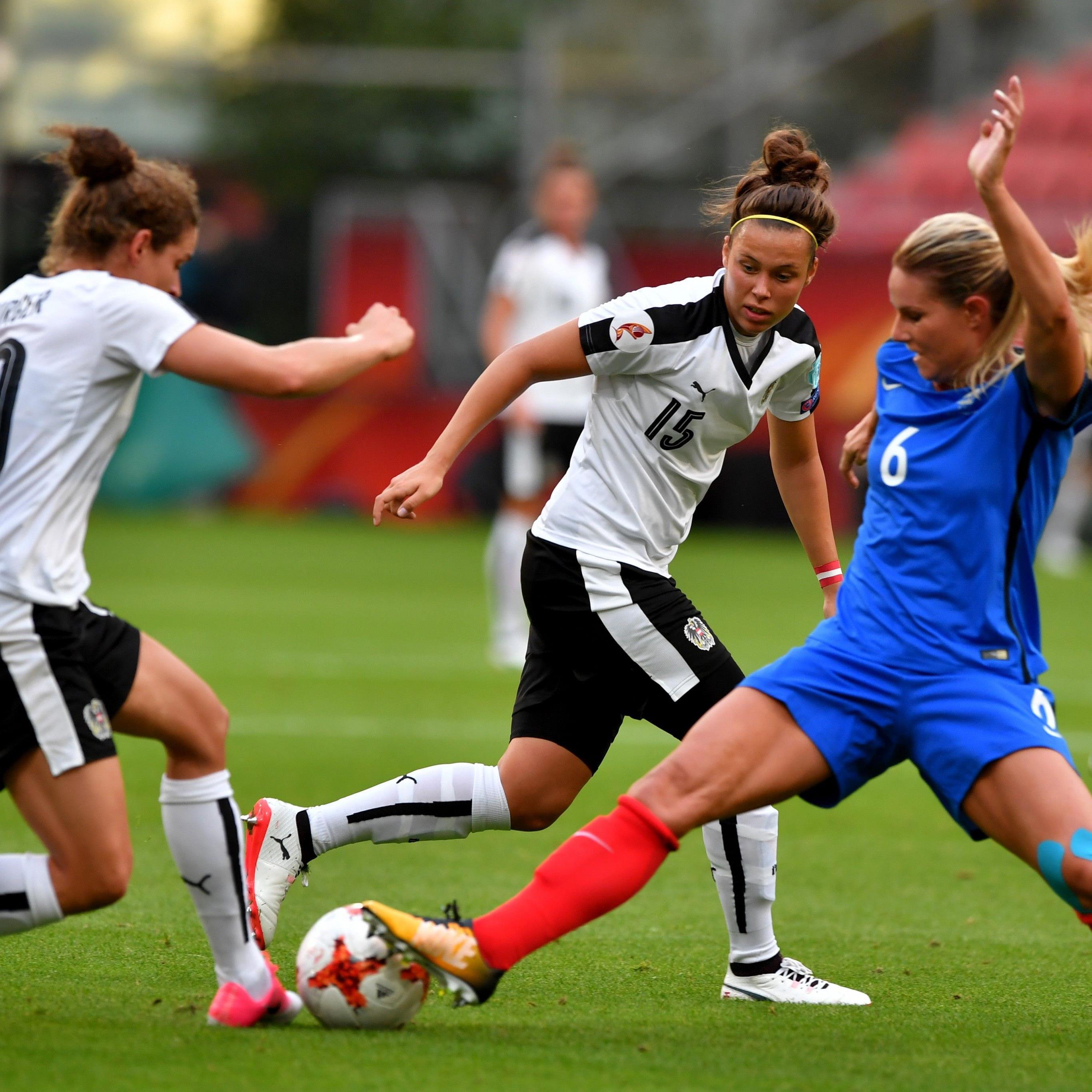 Frauen-Nationalteam bekommt EM-Hymne.