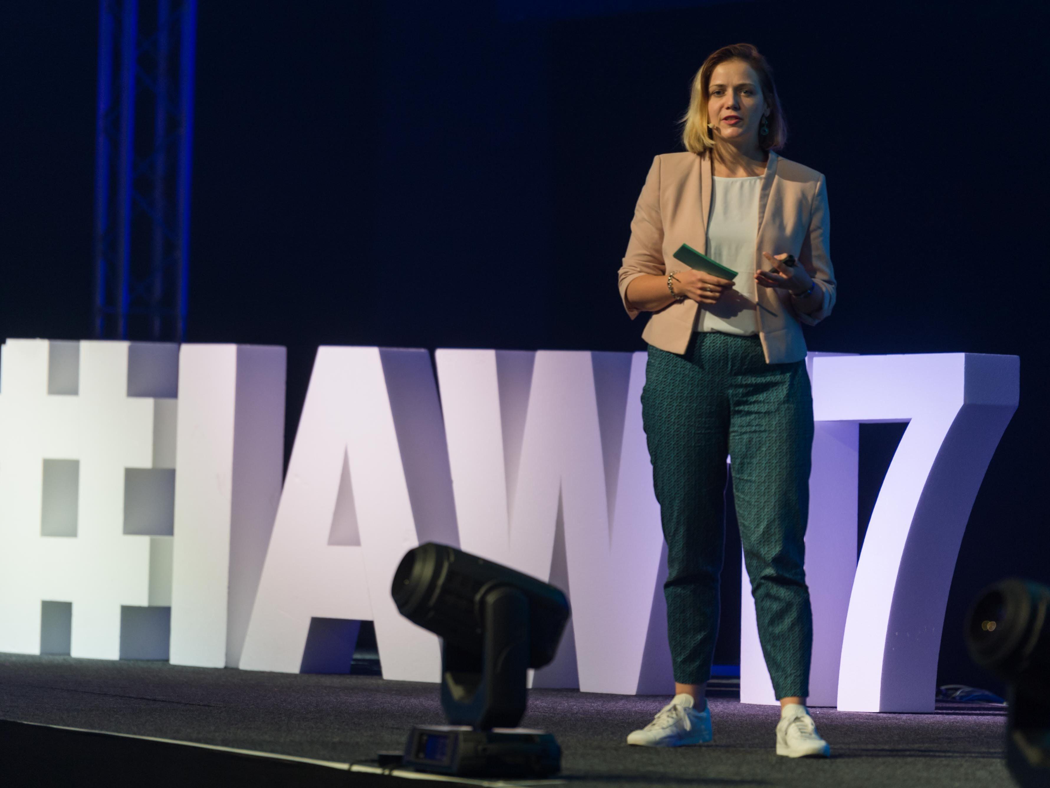 Die IAW 2017 wurde der neuen Location mehr als gerecht und ein voller Erfolg.