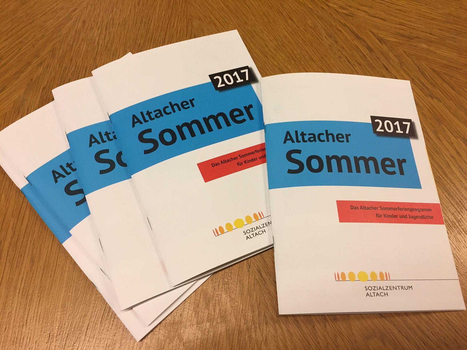 Altacher Sommer 2017