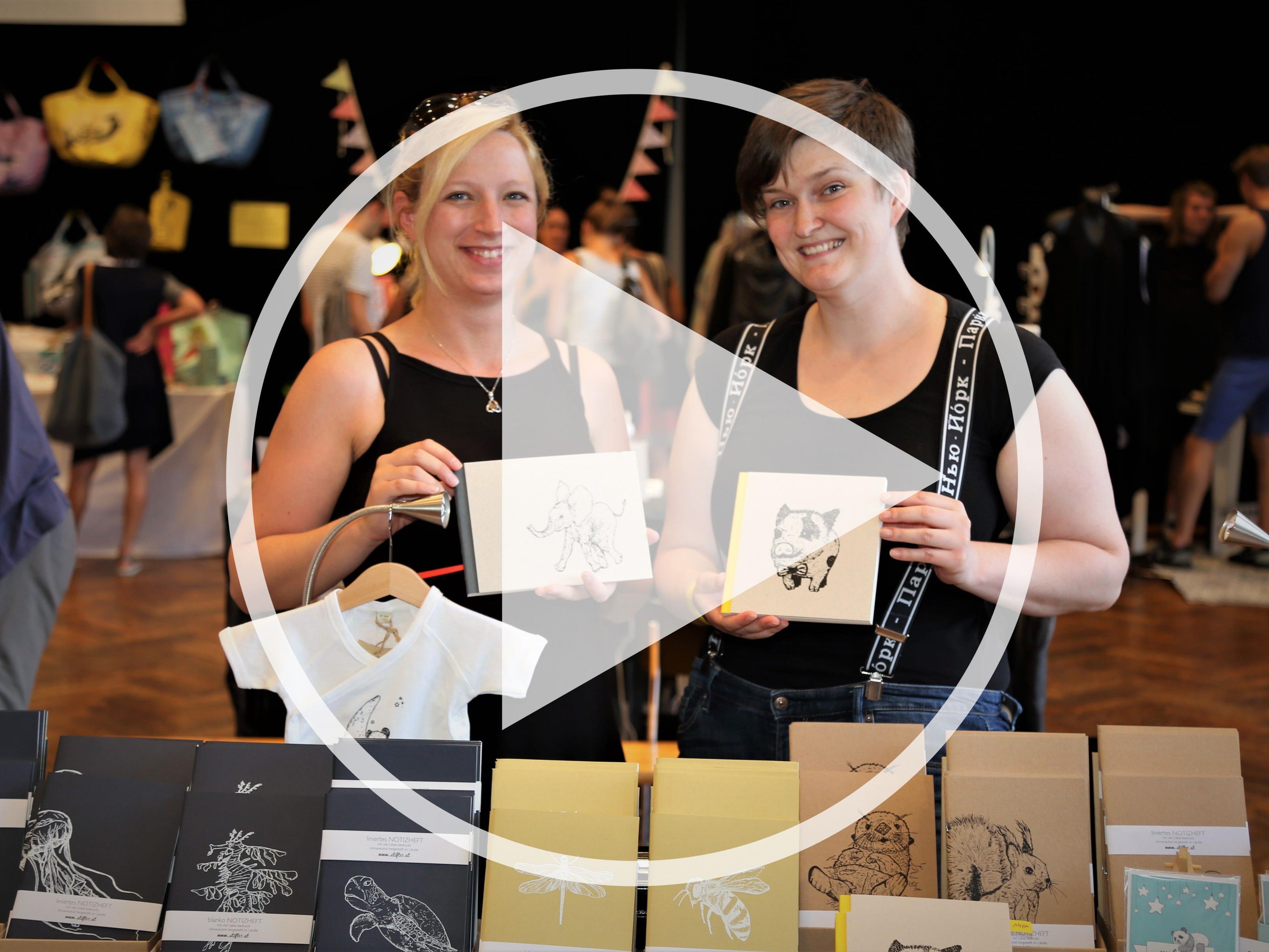 Der Fesch'Markt in Feldkirch – wo Kunst, junge Mode, Kultur und Streetfood sich vereinen.