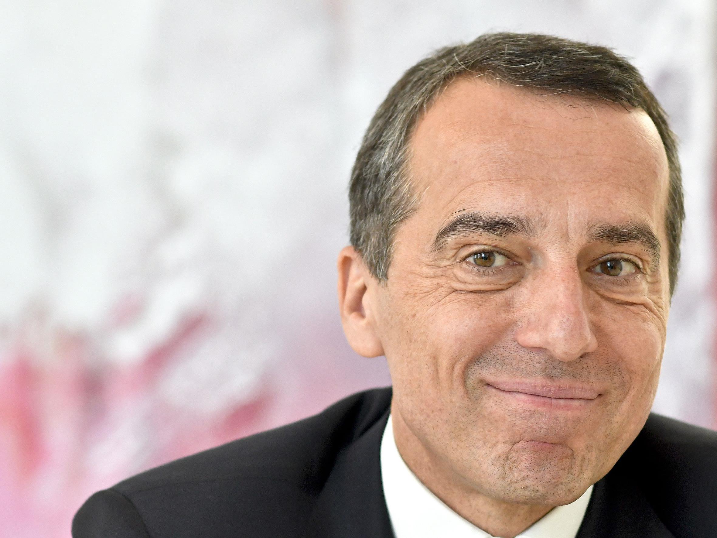 Die SPÖ startet eine Videoserie zu Koalitionsbedingungen mit Kanzler Kern