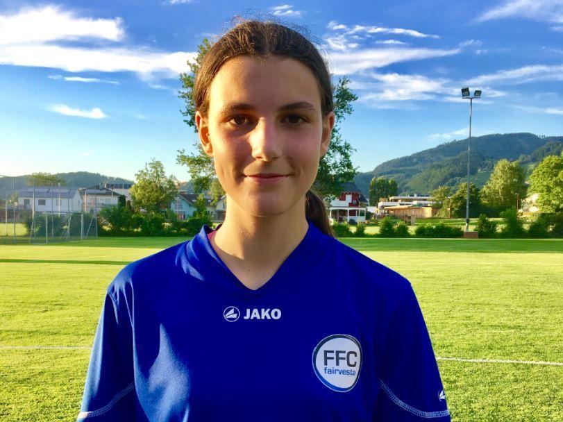 Lara Scheichl wechselt zum FFC fairvesta Vorderland