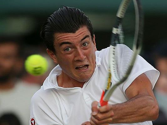 Ein kurzes Porträt des neuen Tennisstars Sebastian Ofner.