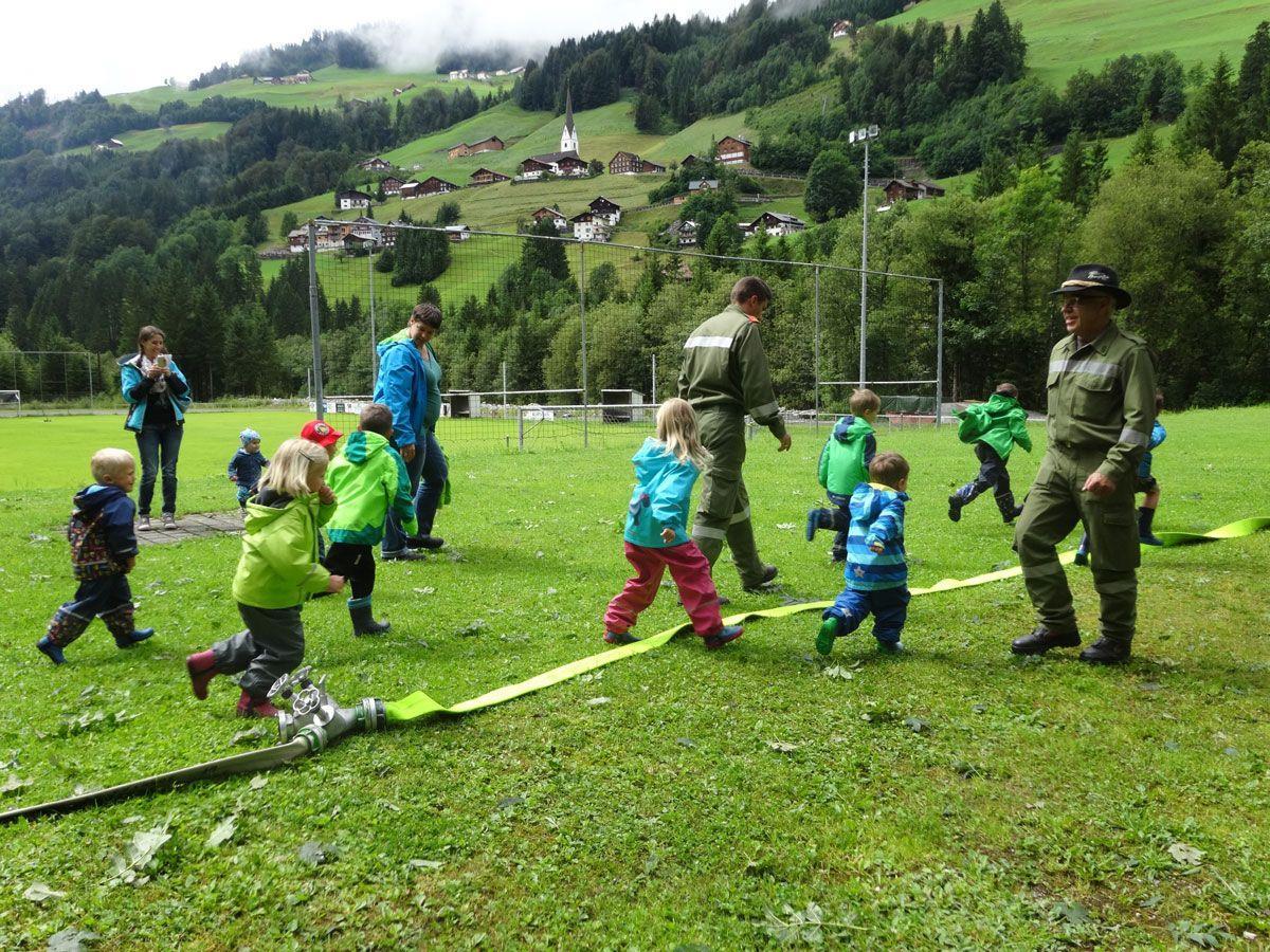 Der Familienverband organisiert mehr als 175 Ferienveranstaltungen für Kinder.