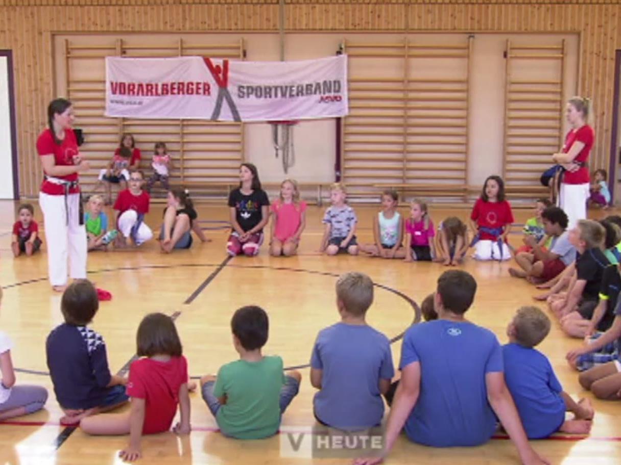 Prävention von sexuellen Übergriffen im Sportverein.