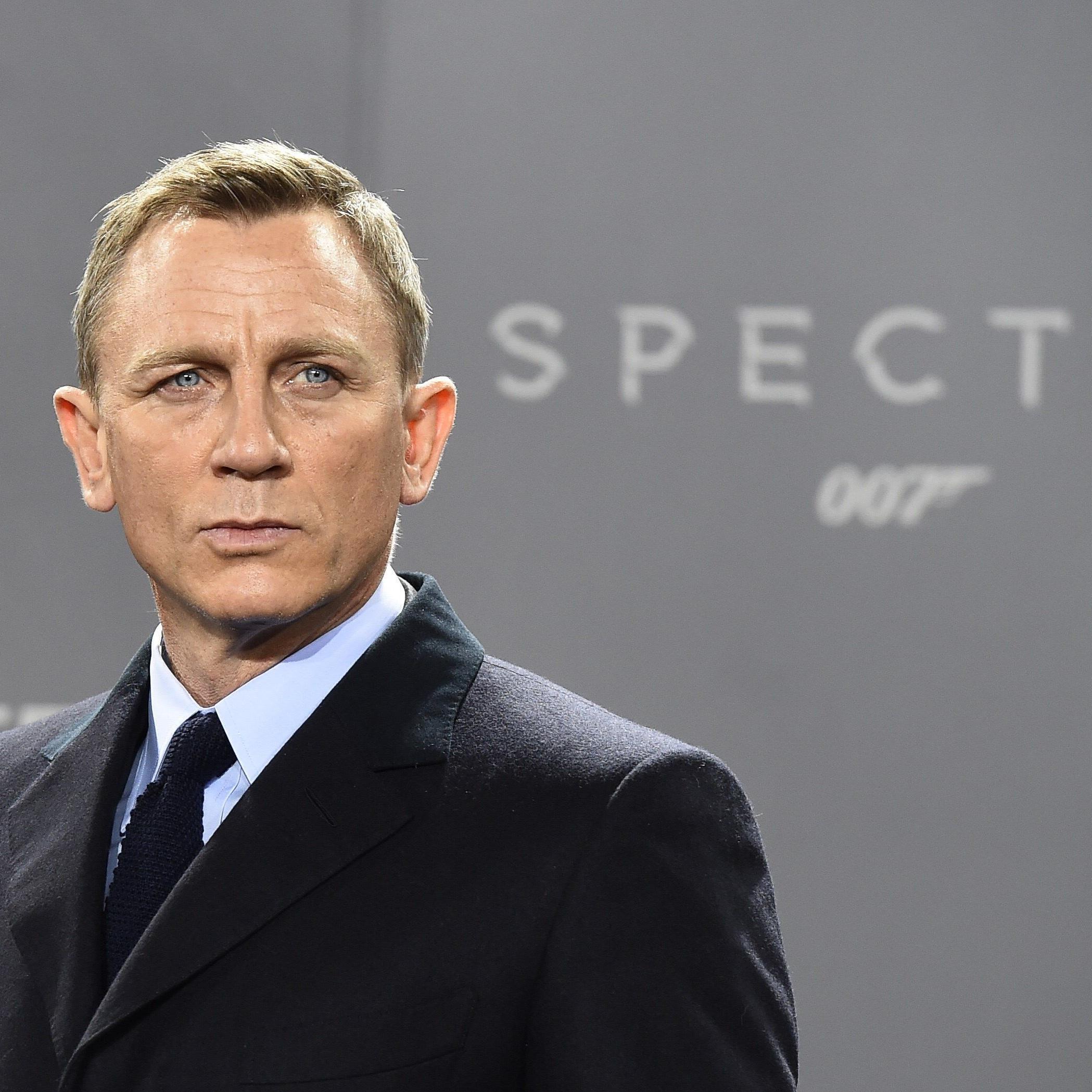 Bereits in vier Filmen spielte Craig James Bond.