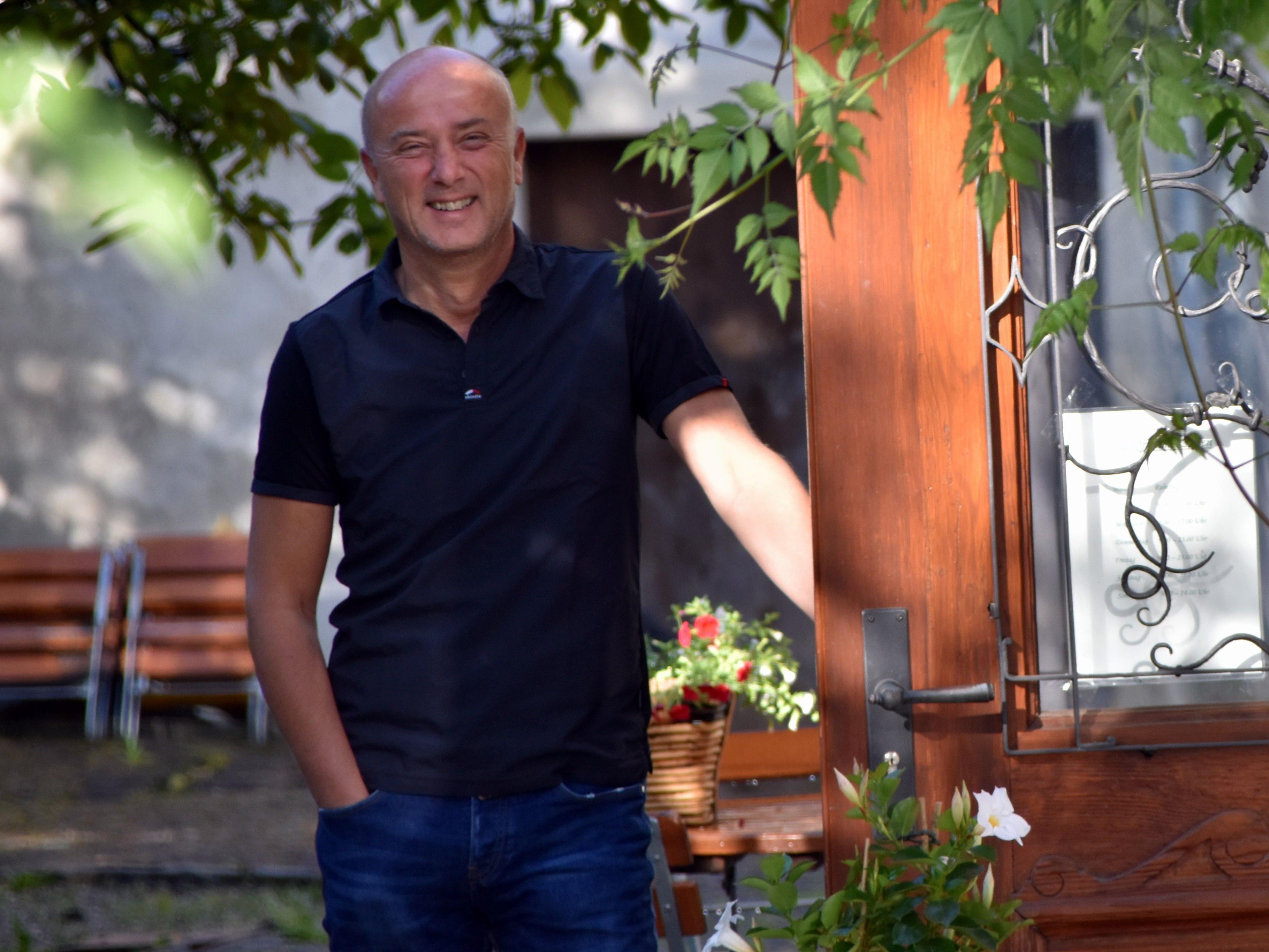 Raimund Frick  - Techniker und Energetiker