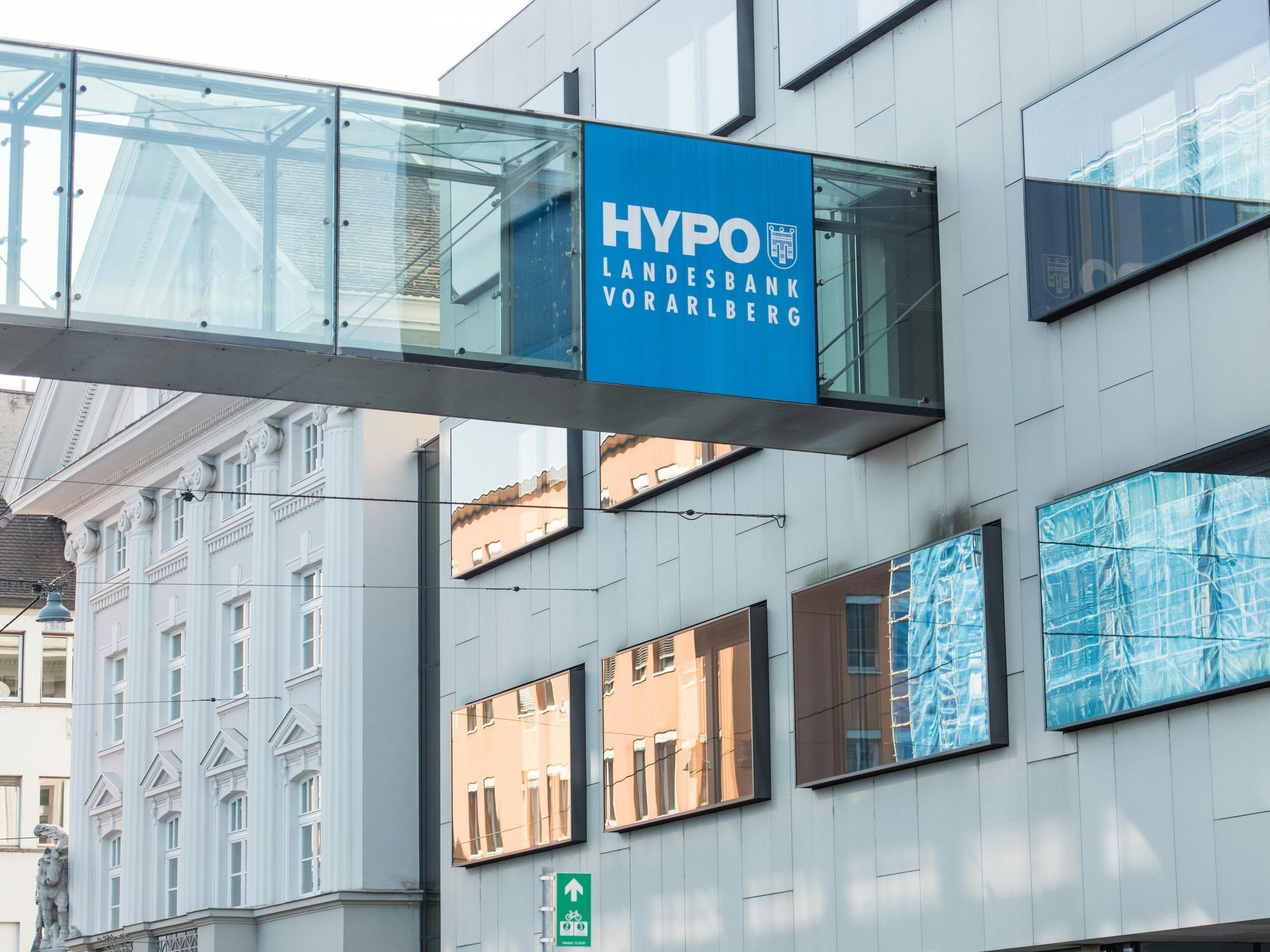 Hypo Vorarlberg ändert Firmenname und Logo.