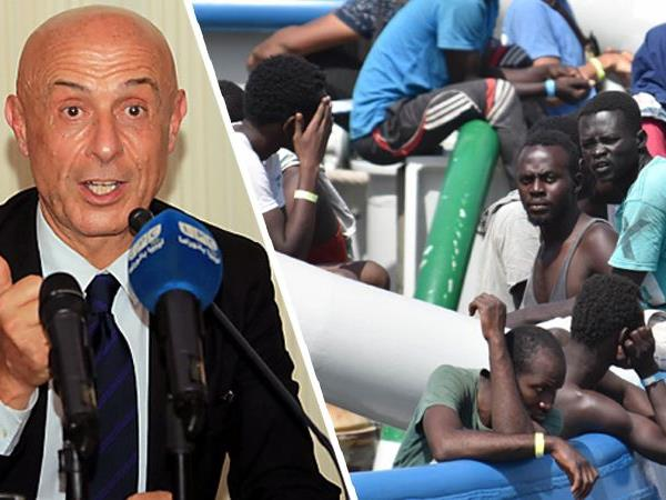 Italiens Innenminister Marco Minniti sieht keinen Flüchtlingsnotstand in Italien.