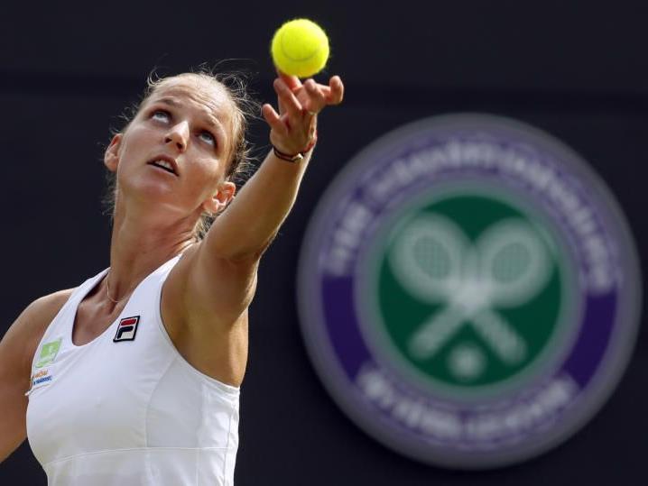 Plsikova trotz frühem Aus die Nr. 1 der Welt