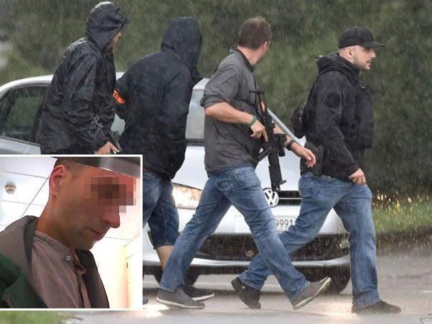 Der Kettensägen-Angreifer von Schaffhausen wurde gefasst.