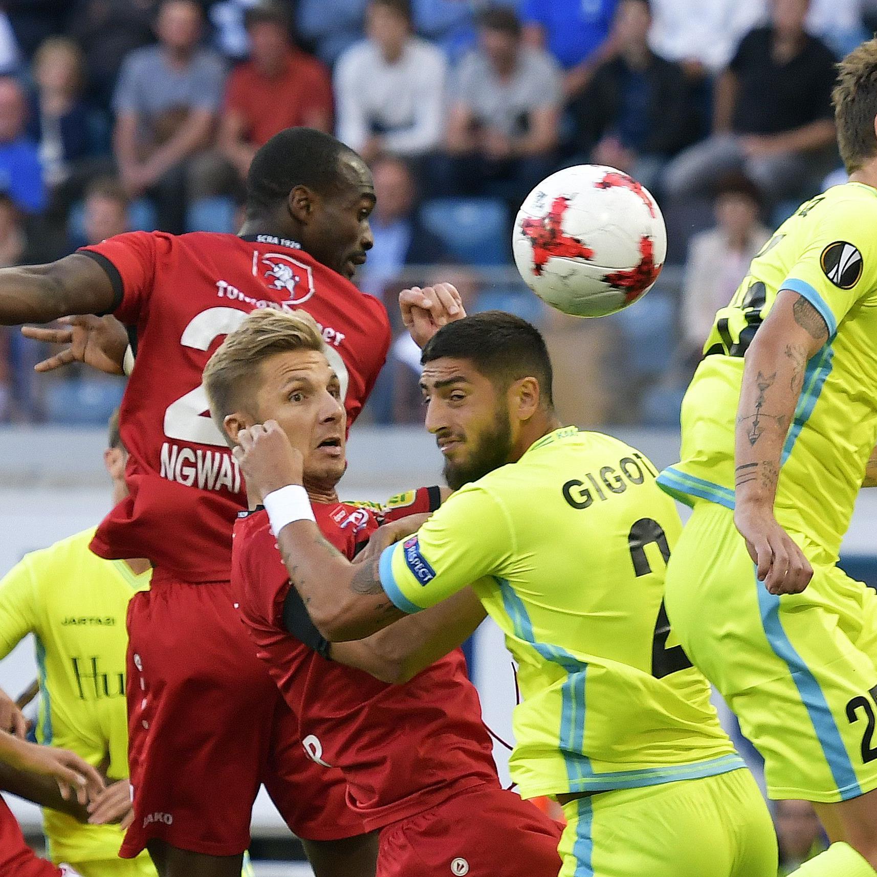 """Mit """"VN"""" und Loacker Tours zum Europa League-Quali-Rückspiel gegen Gent nach Innsbruck."""