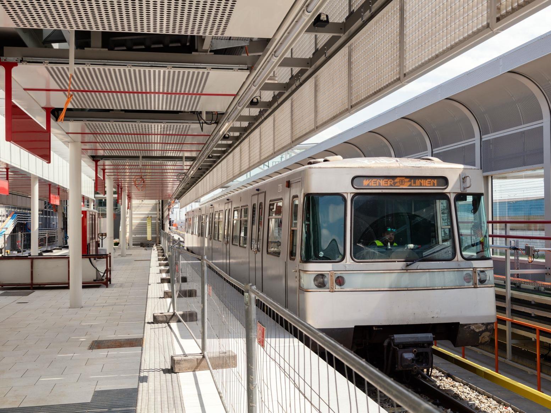 Mit 2. September 2017 geht die U1-Verlängerung in Wien in Betrieb.