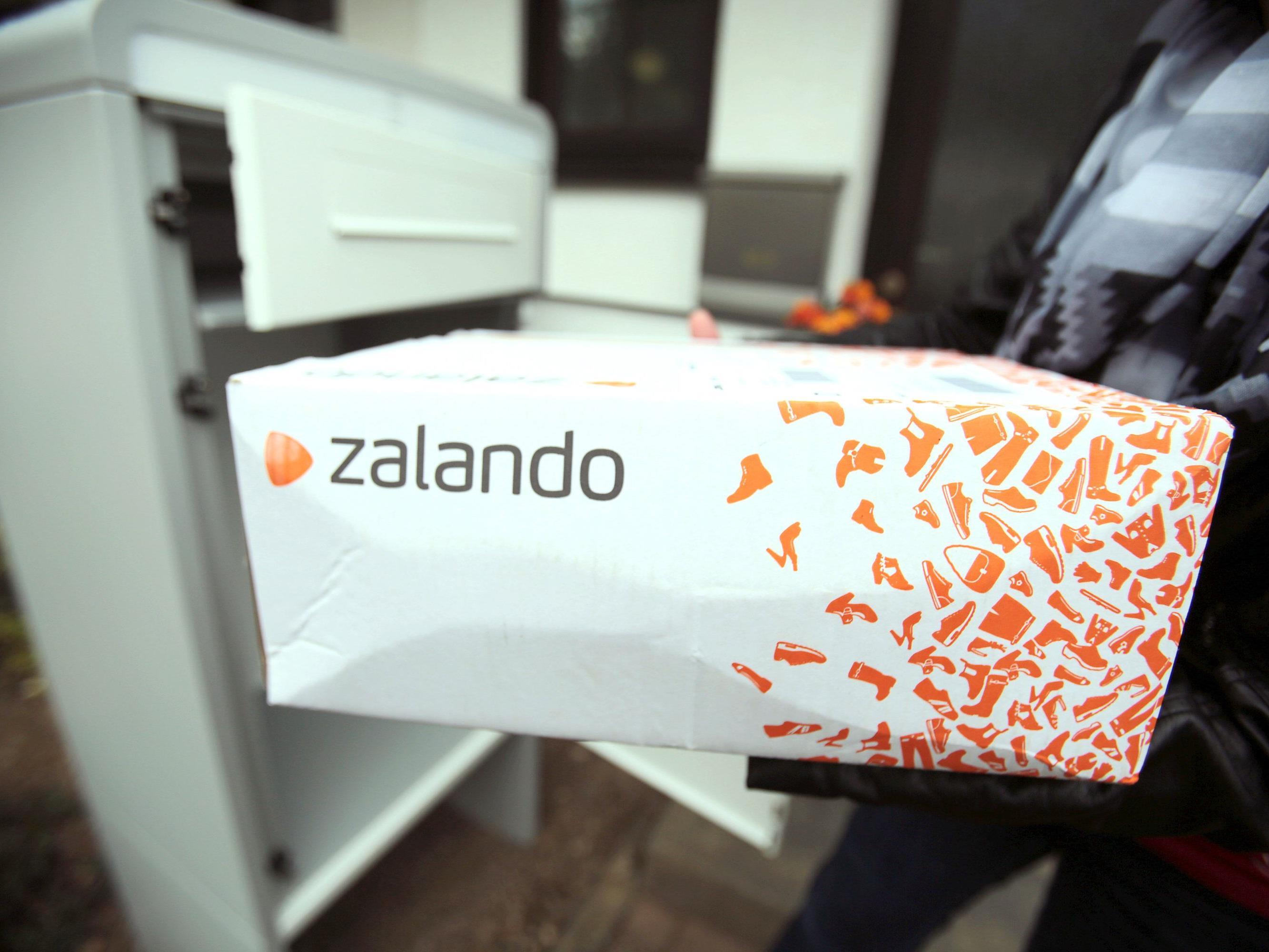 Zalando will Amazon auf Abstand halten.