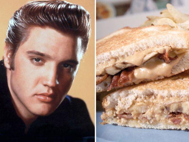 Das Lieblingsgericht von Elvis Presley