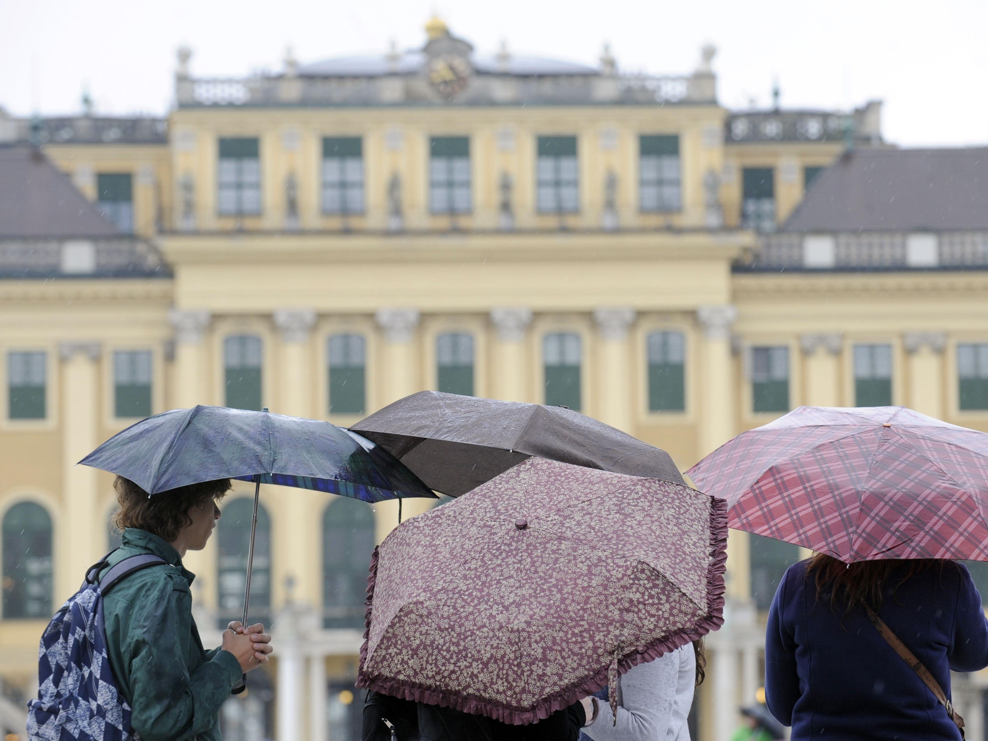 Am Wochenende wird das Wetter deutlich unfreundlicher als zuletzt.
