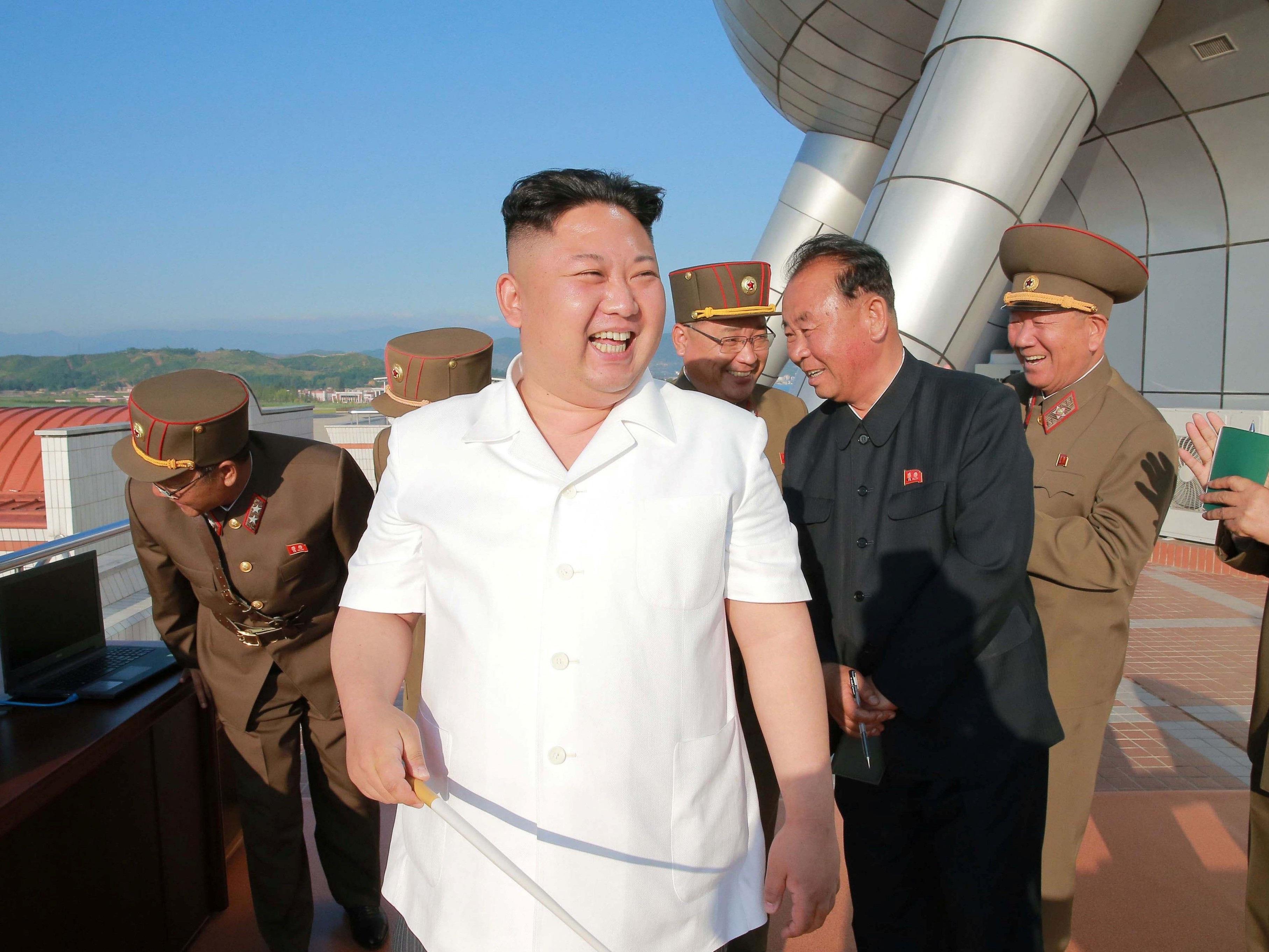 Am Freitag abgefeuerte Rakete hatte größere Reichweite.