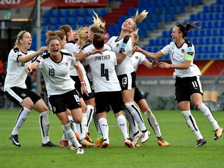 Die Erfolge der österreichischen Fußballerinnen begeistern sogar Andreas Gabalier.