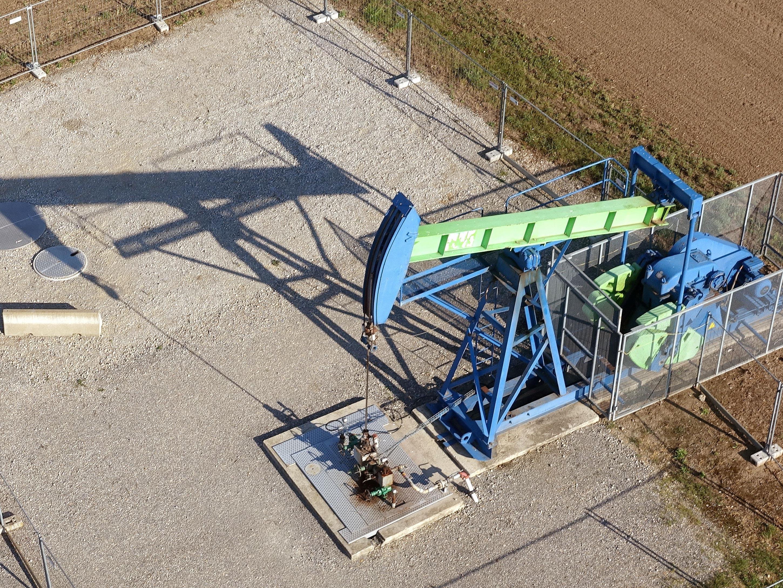OMV plant einen Bohrlochtest im Bezirk Gänserndorf.