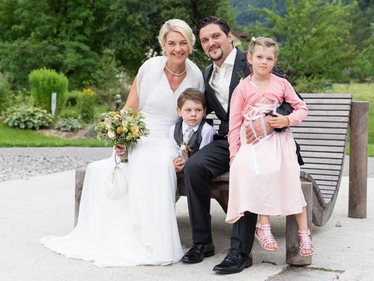 Hochzeit von Tina und Alexander.