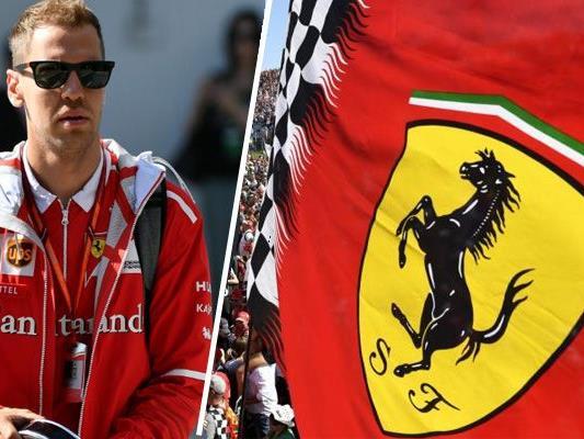 Sebastian Vettel soll 40 Millionen Euro pro Jahr verdienen.
