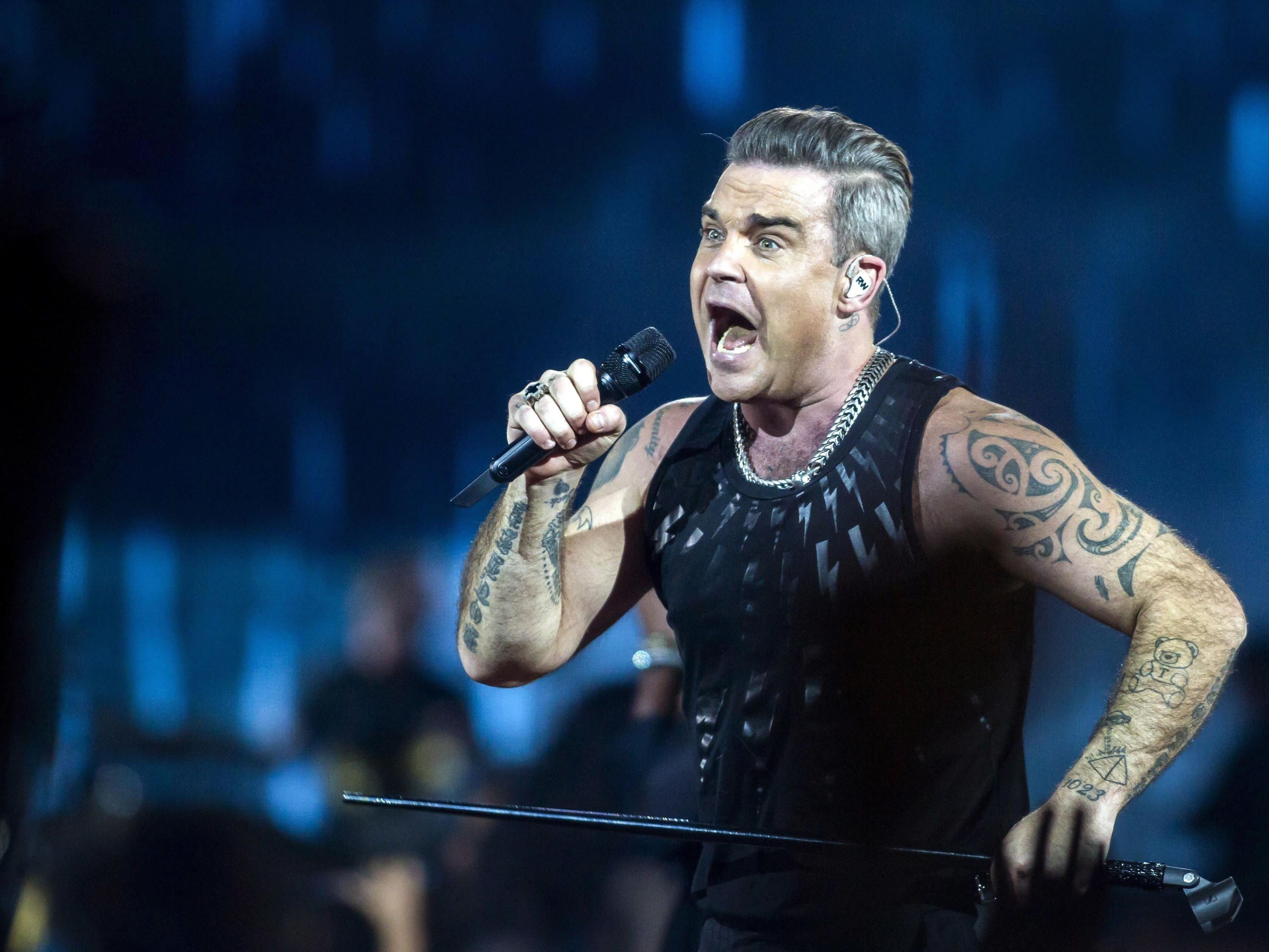 Tipps zur Anreise zum Robbie Williams Konzert im Wiener Ernst Happel Stadion.