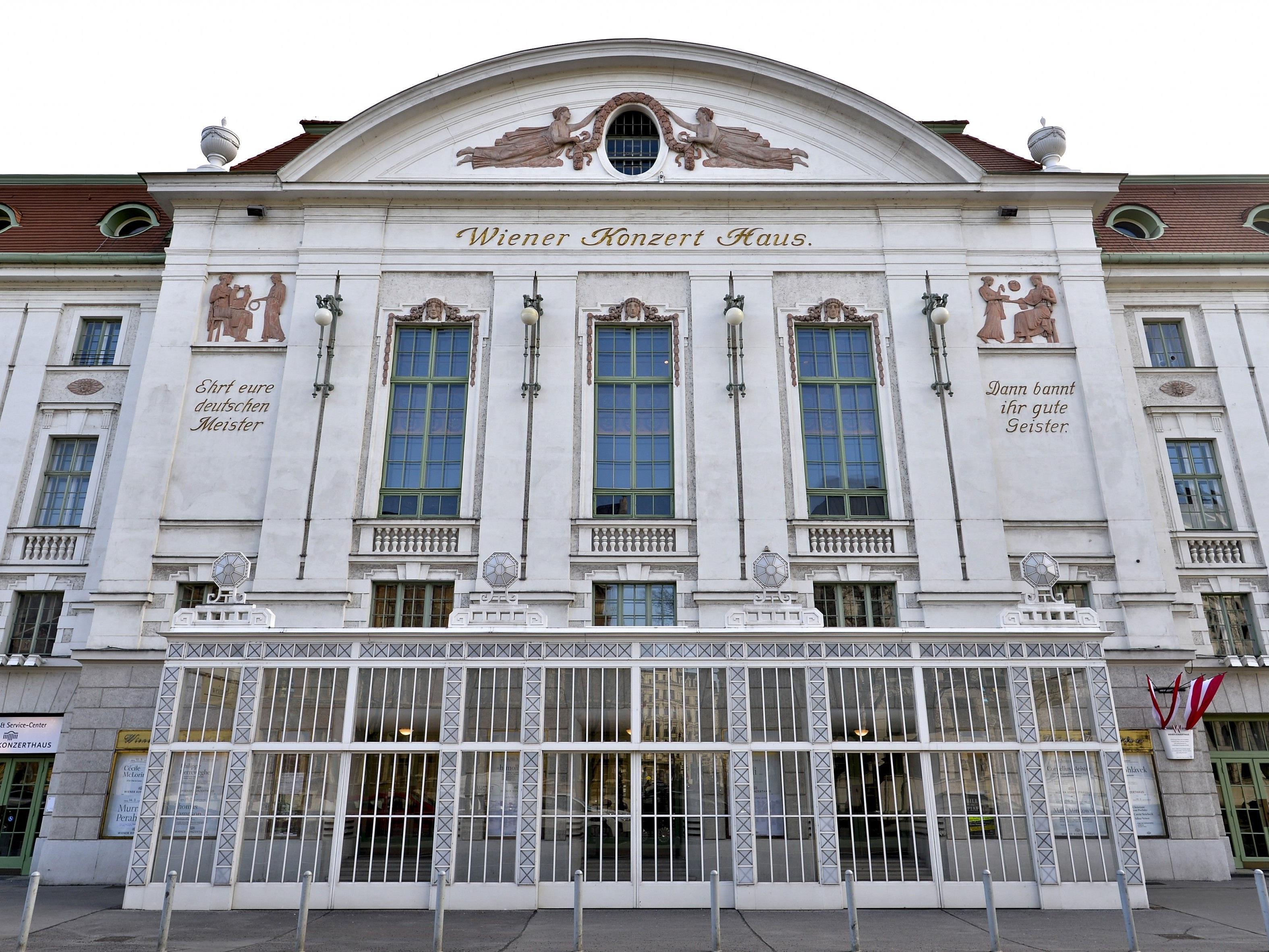"""Die Filmmusik-Gala """"Hollywood in Vienna"""" findet am Montag im Konzerthaus in Wien statt."""