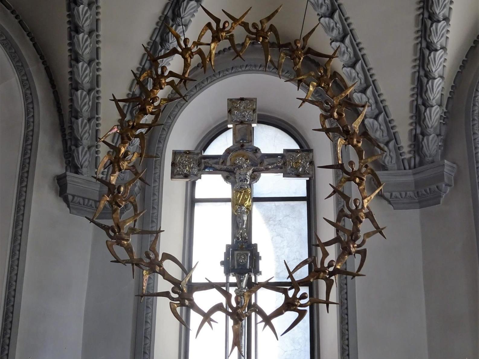 Wundertätiges Silbernes Kreuz