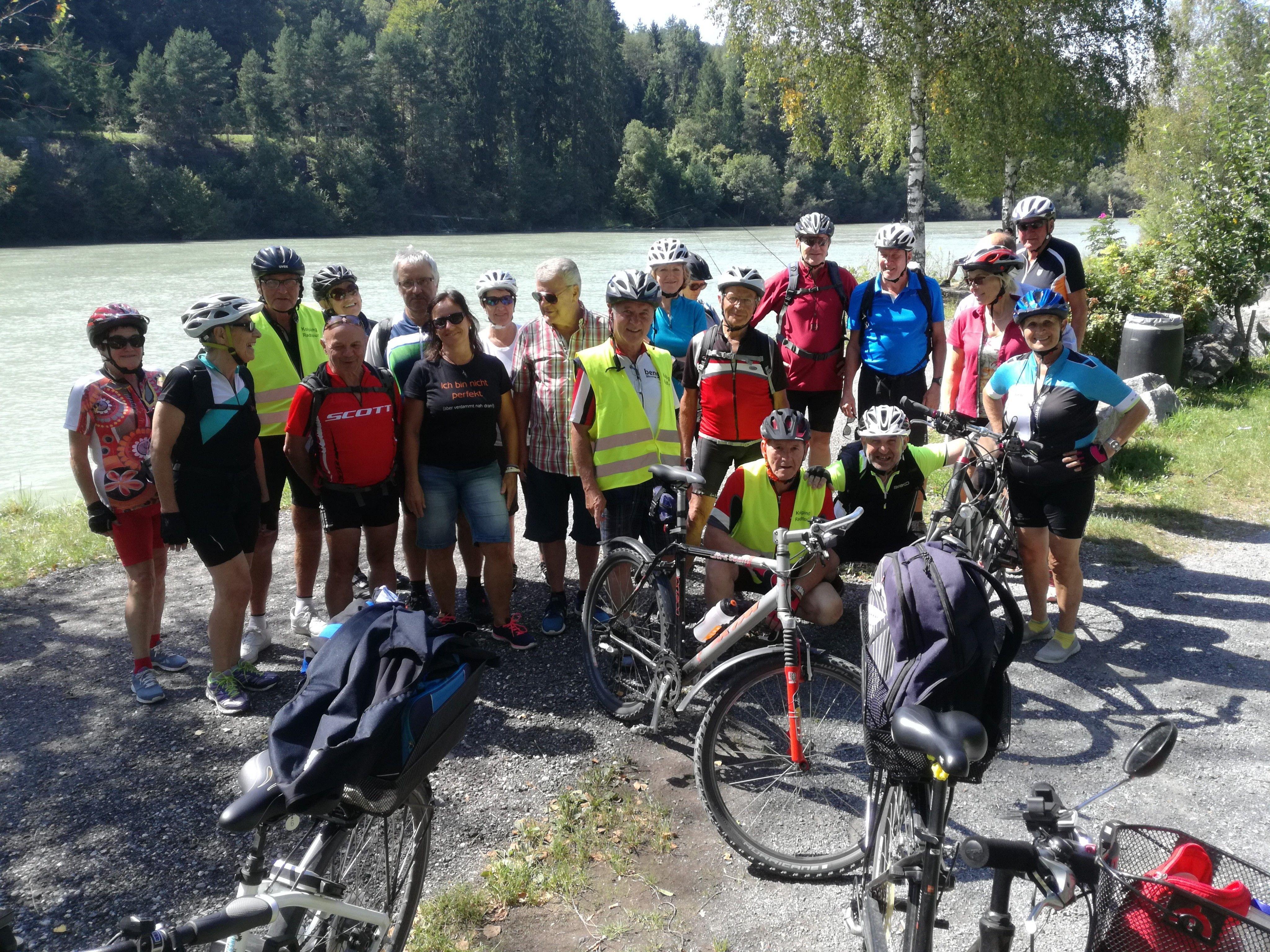 Kolping Radtour in Kärnten