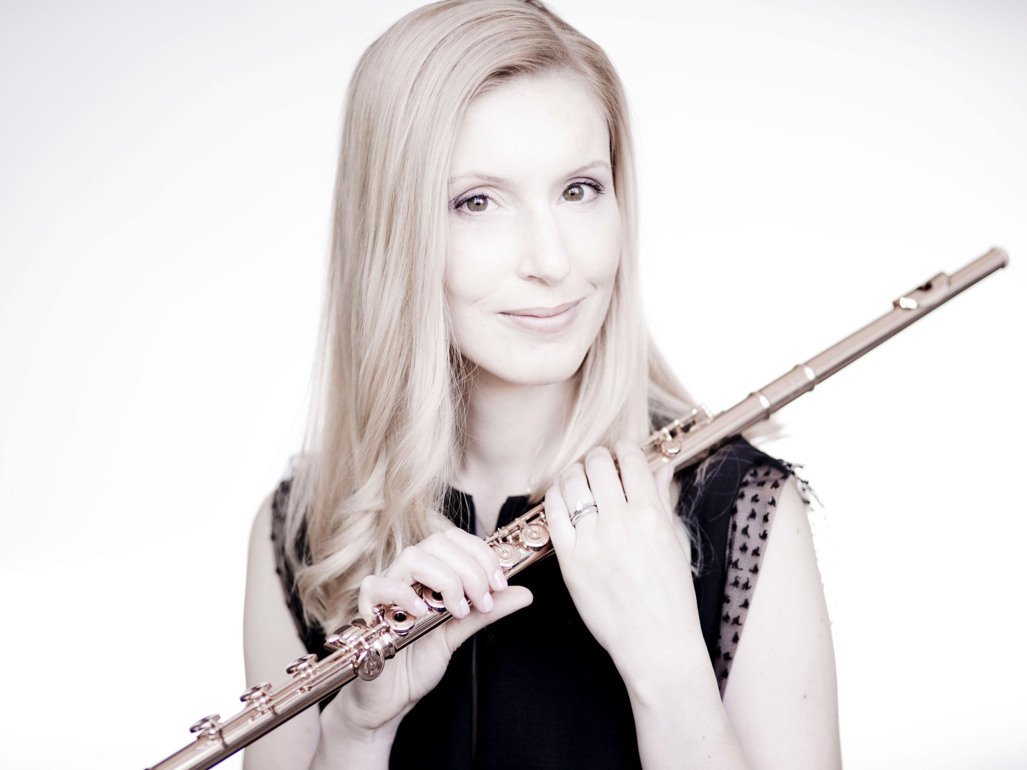 Nolwenn Bargin unterrichtet seit dem Wintersemester 2017/18 die Flötenklasse des Vorarlberger Landeskonservatoriums.