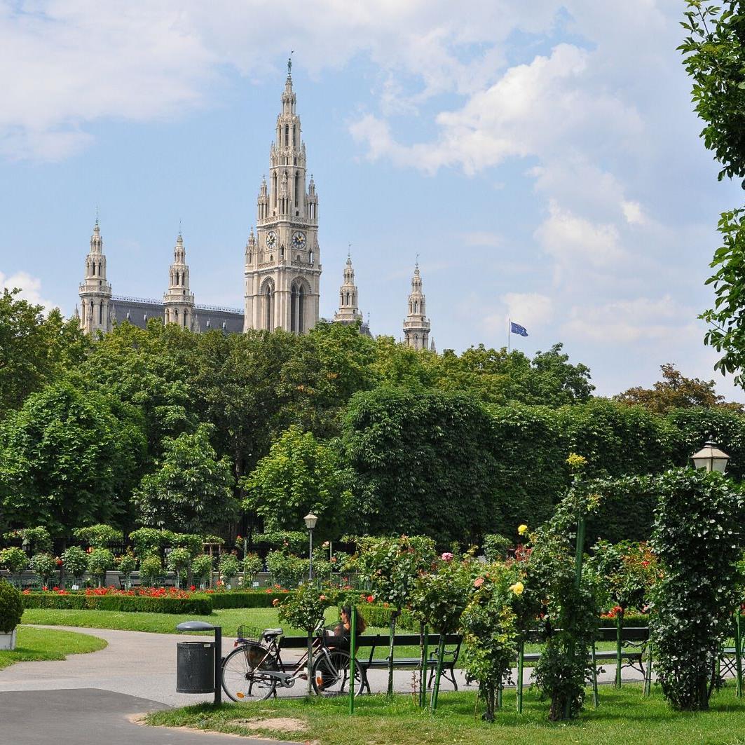 Der Wien-Tourismus freut sich über ein Nächtigungsplus im August 2017.