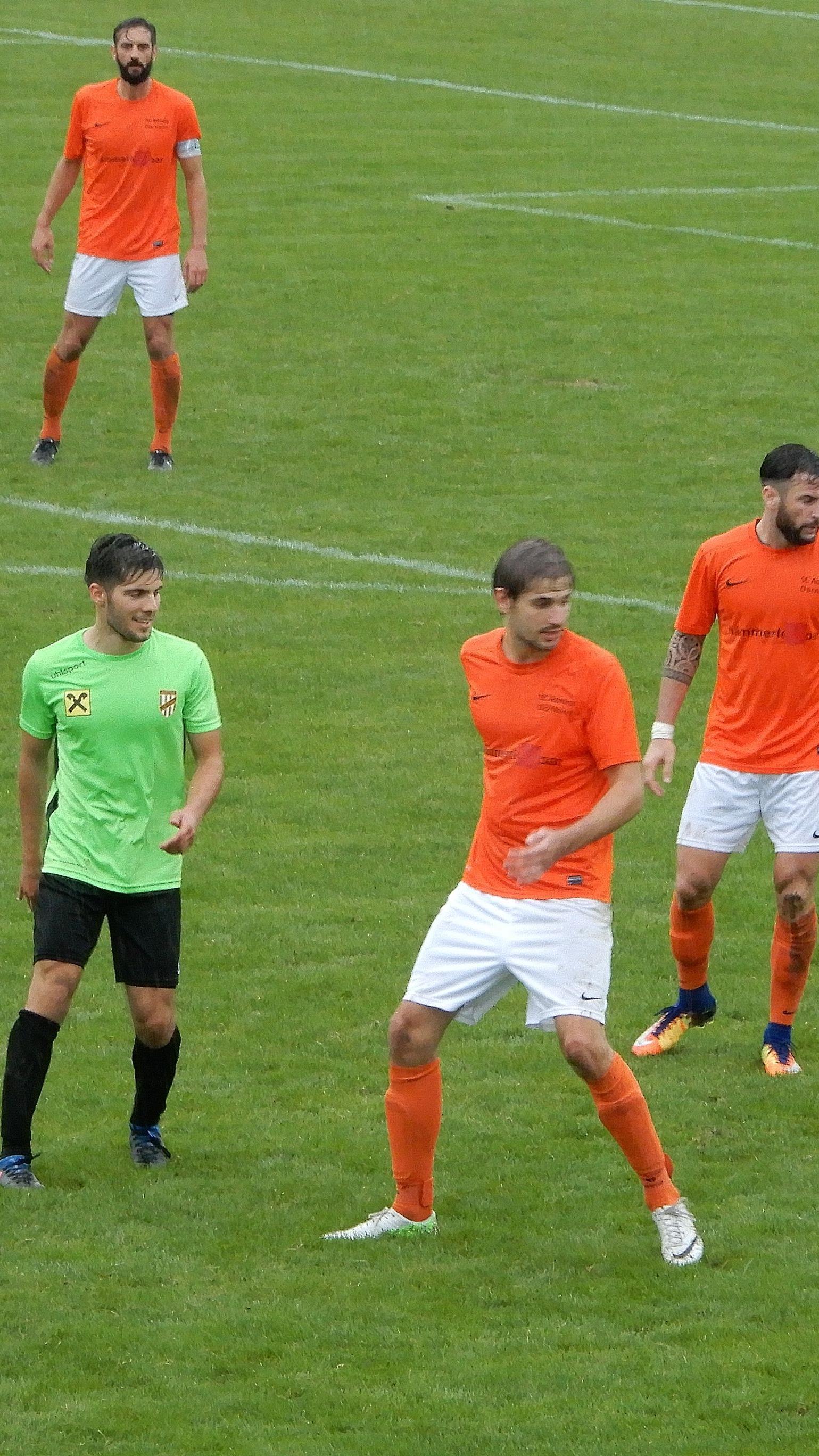Keine Punkte gab es für die Admira Dornbirn bei der Partie gegen die Austria Lustenau Amateure zu holen.